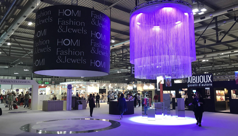 """Made in Italy, """"Homi"""": a Milano il primo salone internazionale del gioiello"""