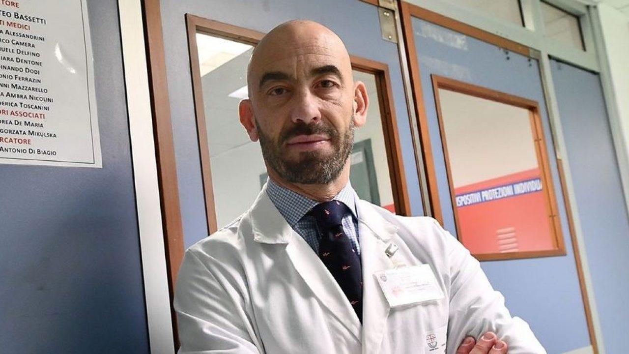 """Coronavirus: Infettivologo Bassetti, """"Evitare di tamponare tutta italia in 6 mesi"""""""