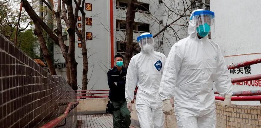 Coronavirus: a Hong Kong già 500 mila iscritti a test gratuiti