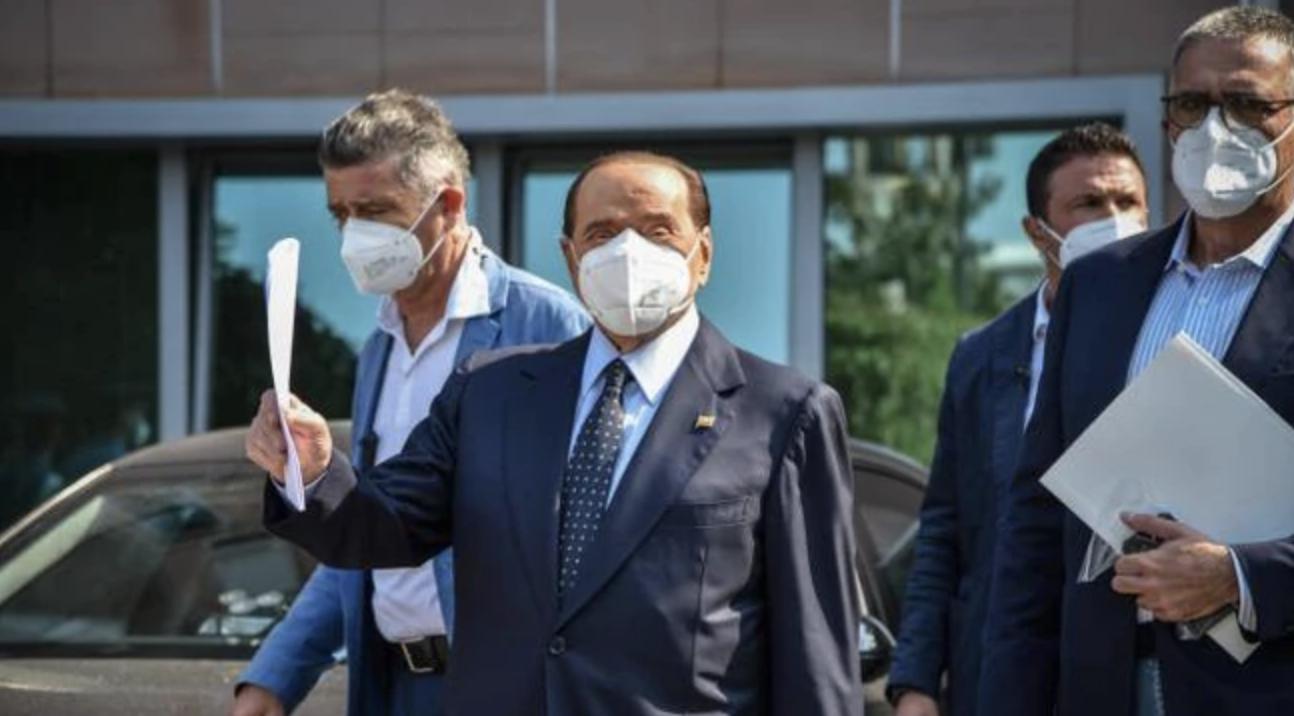 Covid, Berlusconi: governo unità nazionale non è auspucabileed è impossibile.