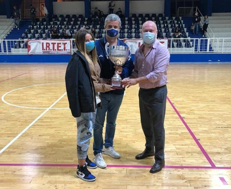 GeVi Napoli batte anche San Severo ( 104-72) e conquista il trofeo I.R.T.E.T.