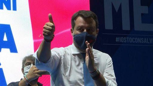 Al via a Catania processo a Salvini per sequestro di persona