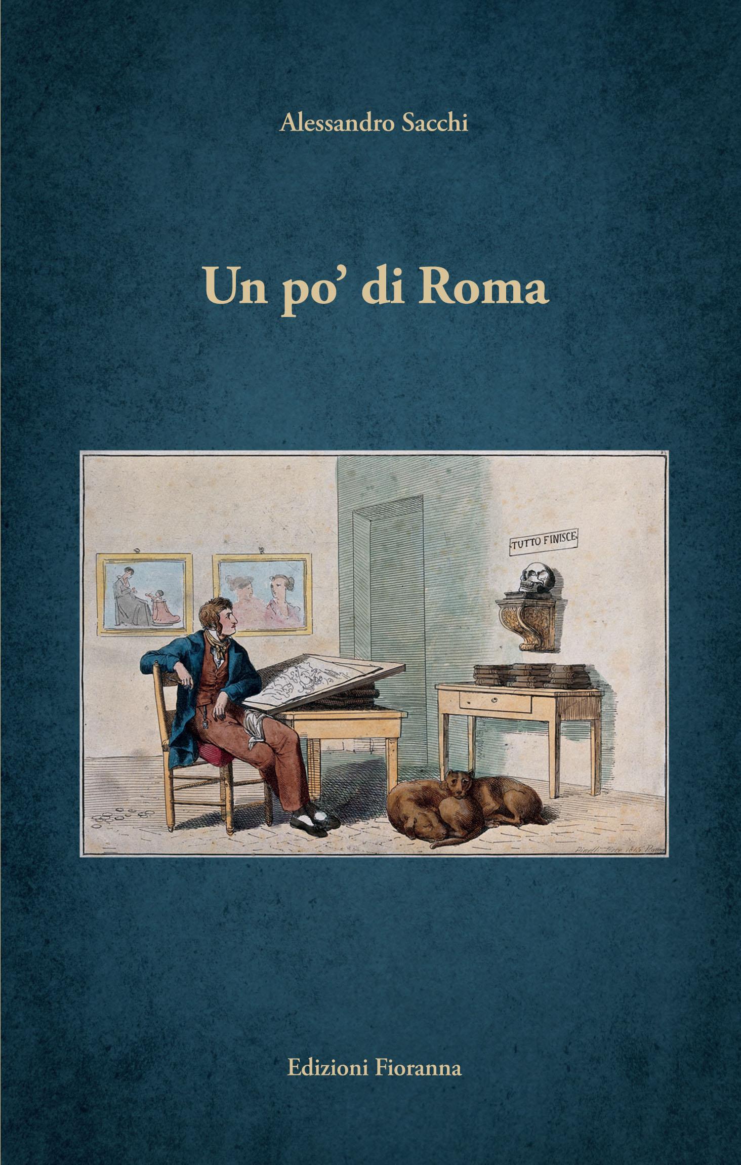 """Libri,  """"Un po' di Roma"""": presentazione a Palazzo Alabardieri"""