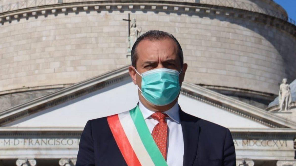 """Coronavirus: il sindaco di Napoli de Magistris, """"Lockdown è questione di giorni"""""""
