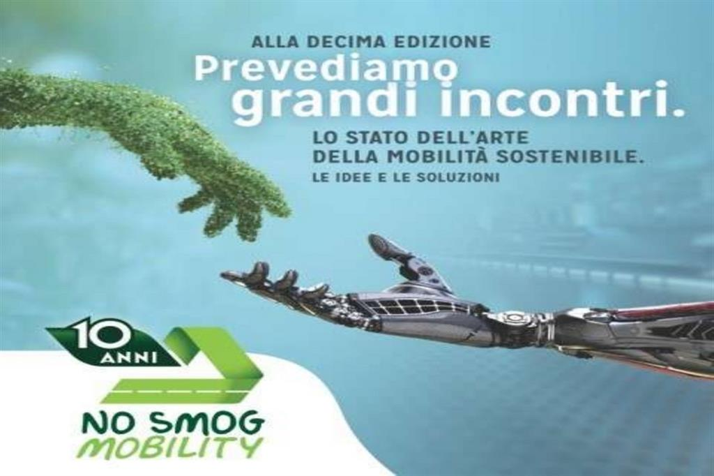 Ambiente: al via la 10^ edizione di No smog Mobility, la manifestazione sulla mobilità sostenibile