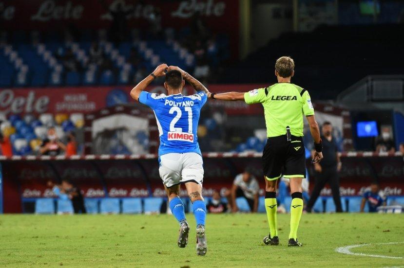 Il Napoli vince lo spareggio Champions. Politano affonda il Milan a San Siro