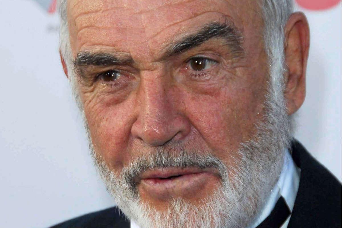 Addio a Sean Connery, lo 007 per eccellenza