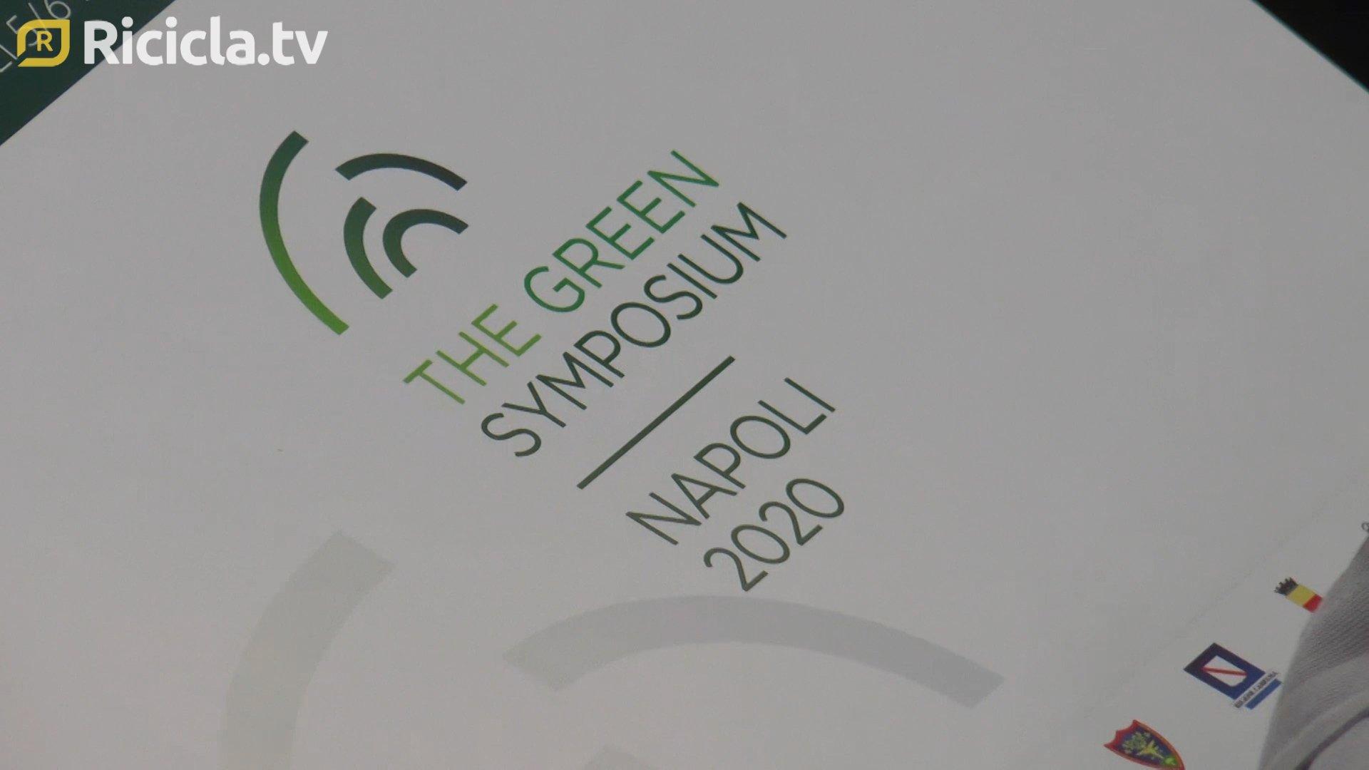 Ambiente. Il prossimo 22 e 23 ottobre si terràa Napoli il primo GreenSymposium
