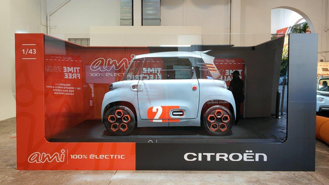 Idde regalo Citroën Lifestyle per il Natale