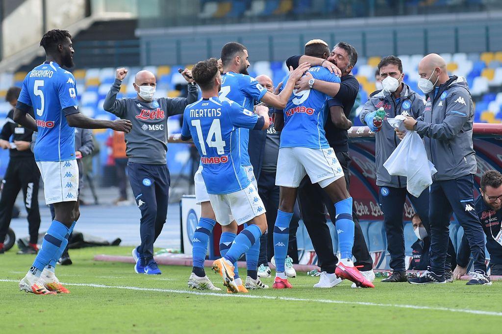 Bologna-Napoli 0-1, Al Dall'Ara la decide Osimhen