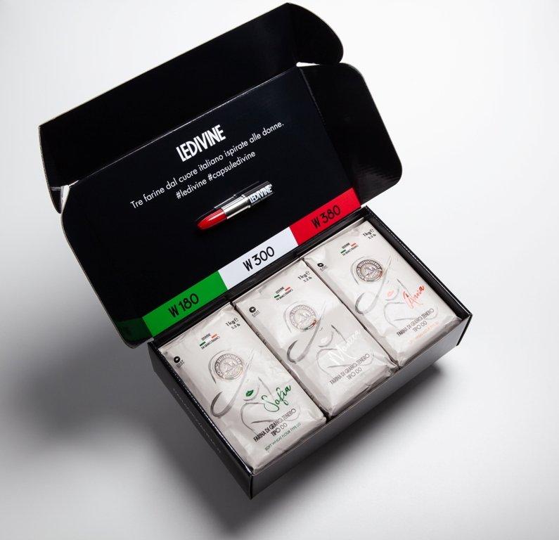 Capsule Collection leDivine. Autunno ricco di novità per Molino Dallagiovanna