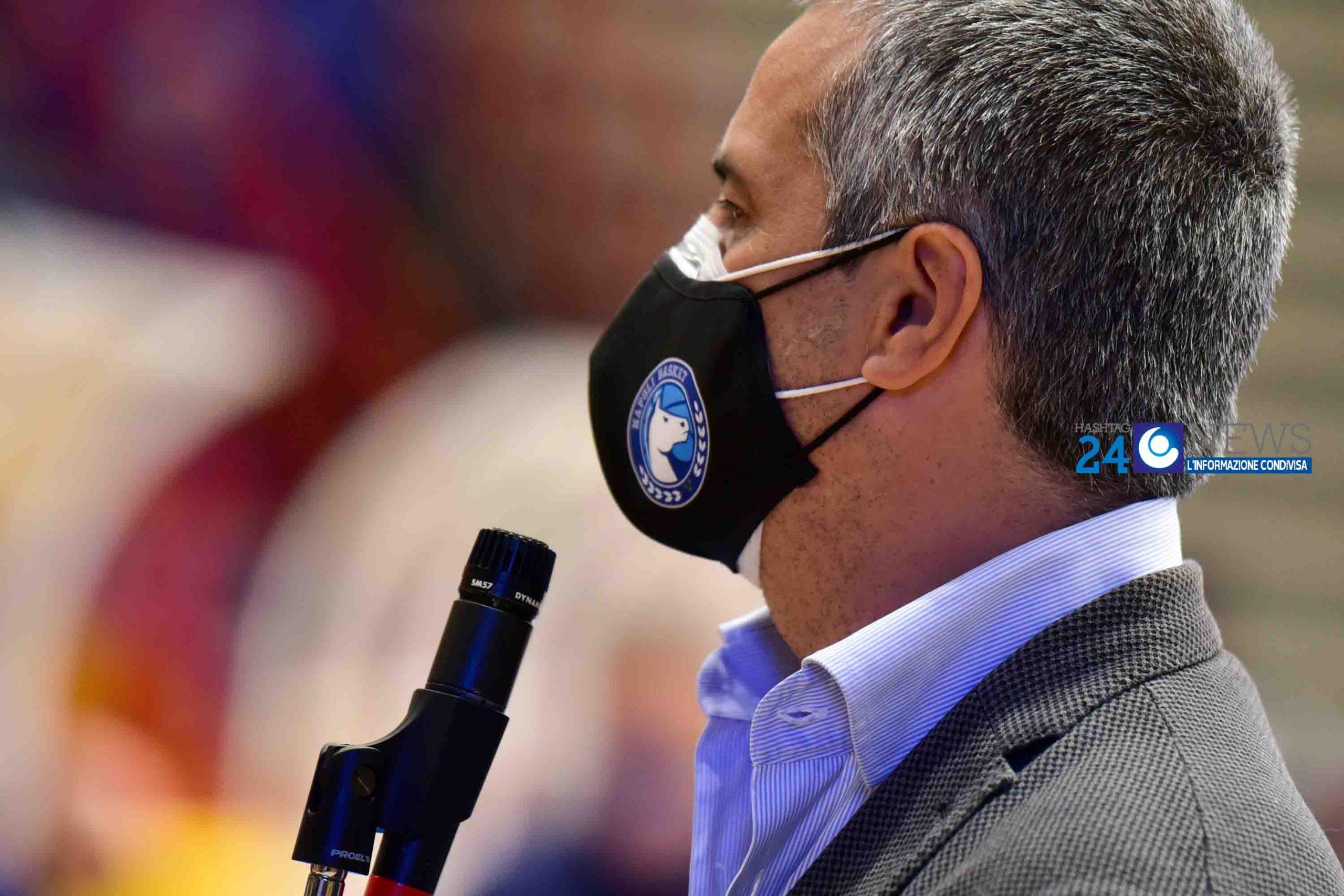GeVi Napoli Basket: Grassi nominato vicepresidente della LNP