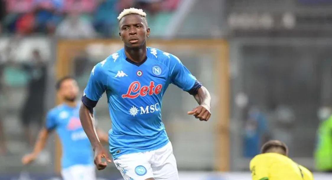 Fabian-Osimhen e il Napoli spazza via la Samp