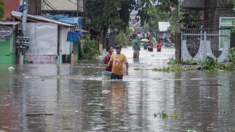 Filippine: tifone Goni, 1 milione di sfollati e 4 vittime. Il più violento dal 2013