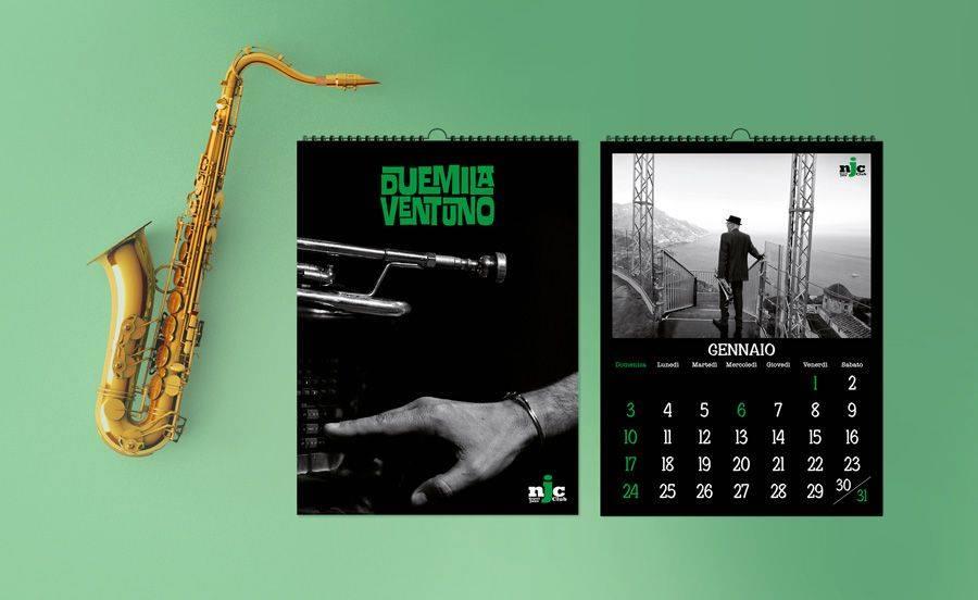 Napoli Jazz Club. Un Calendario per ripartire, un'iniziativa per testimoniare la nostra voglia di andare avanti