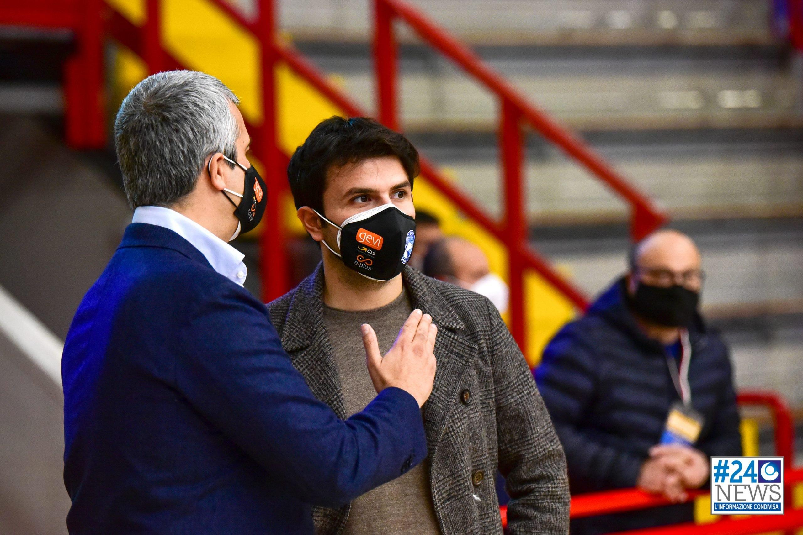 Sarà ancora GeVi Napoli, confermato il title sponsor. Mercato: Ipotesi Sean Armand?