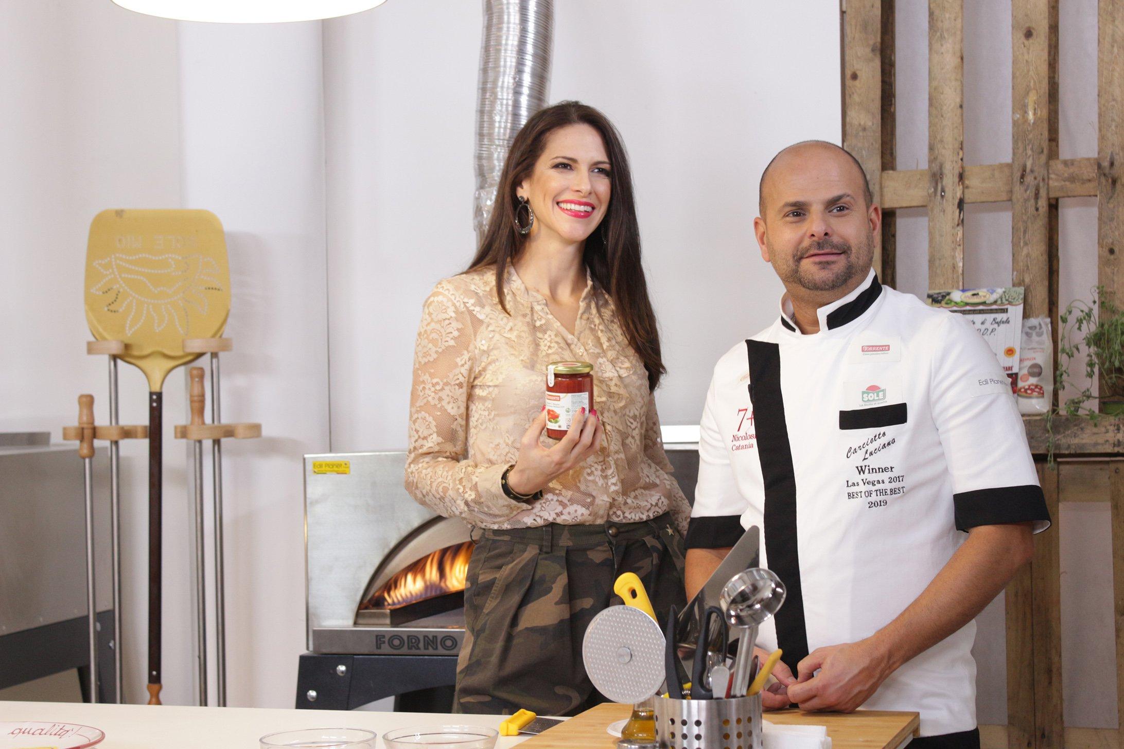 Presentato da Janet De Nardis, ad Alice tv, torna il Boss delle Pizze