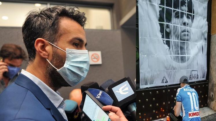 """Il medico diMaradonaindagato per """"omicido colposo"""", lui si difende tra le lacrime"""