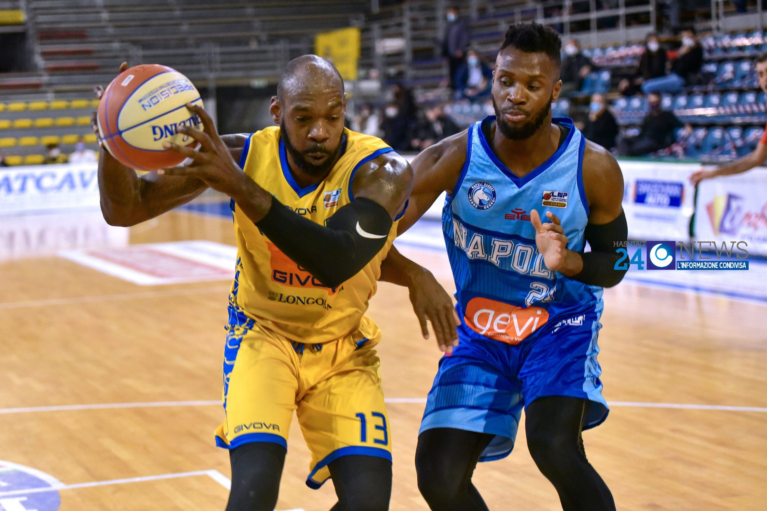 GeVi Napoli Basket: è l'ora del derby