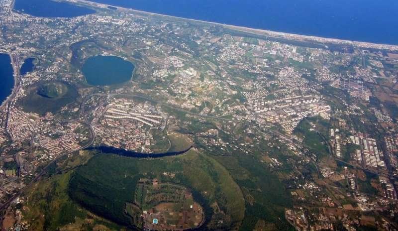 "Vulcani, Stromboli a ""rischio tsunami"""