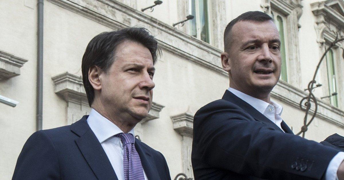 Renzi: Casalino e Conte mi asfaltano? Spero abbiano fatto i conti