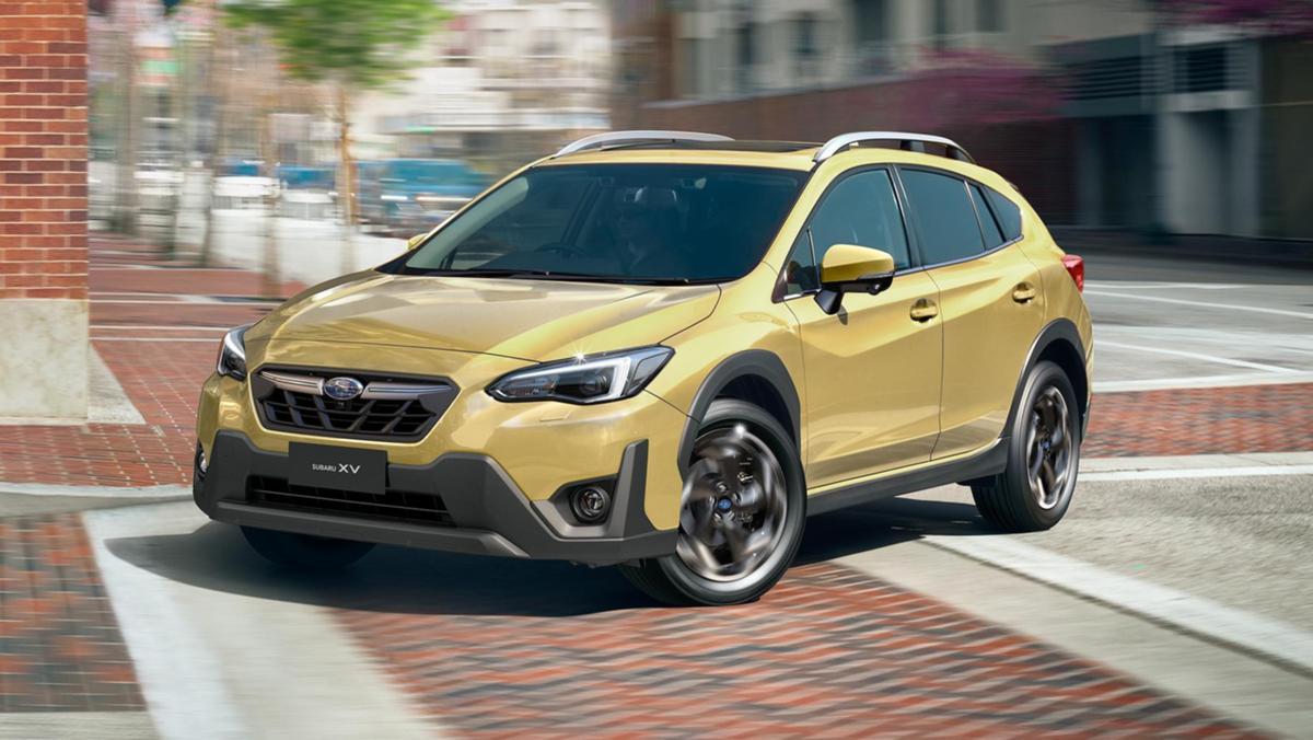 Motori: La Subaru XV si rinnova cib il modello Year 21