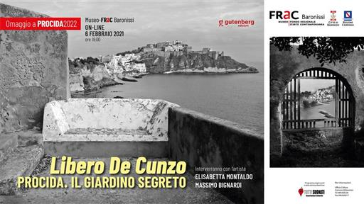 """Musei. Al FRaC mostra fotografica De Cunzo """"Procida. Il giardino segreto"""""""
