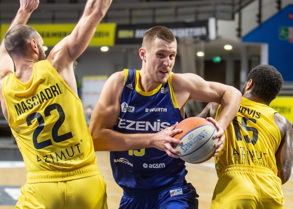 GeVi Napoli Basket, ipotesi Candussi?