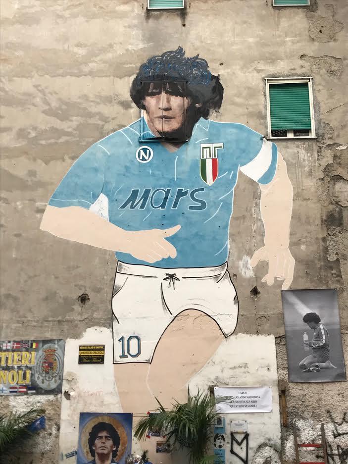 Diego Maradona e le sue città: Buenos Aires, Barcellona, Napoli