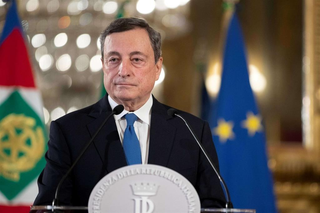 Governo, Draghi svela la sua squadra