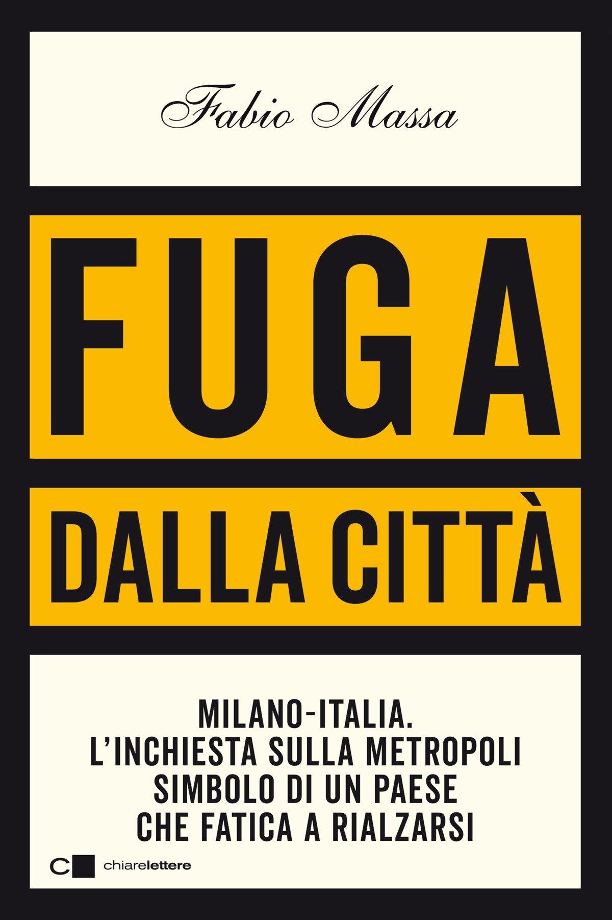 """Libri: """"Fuga dalla città"""", Milano tra pandemia e futuro"""