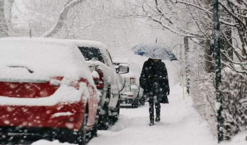 Neve fino a bassa quota, Italia sferzata dal gelido Burian