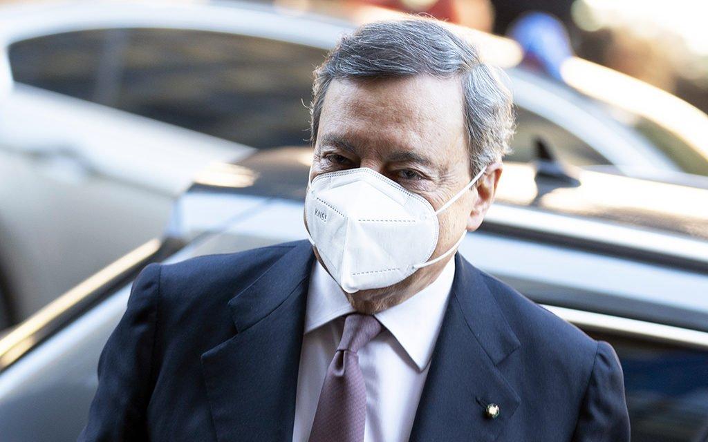 Governo per aperture graduali, Draghi vuole unità