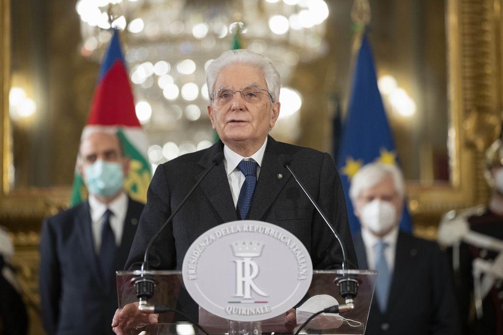 Unità Nazionale, Mattarella: impegno per un paese più solido