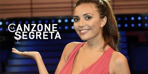 """Tv. Su Rai1 Serena Rossi con """"Canzone Segreta"""""""