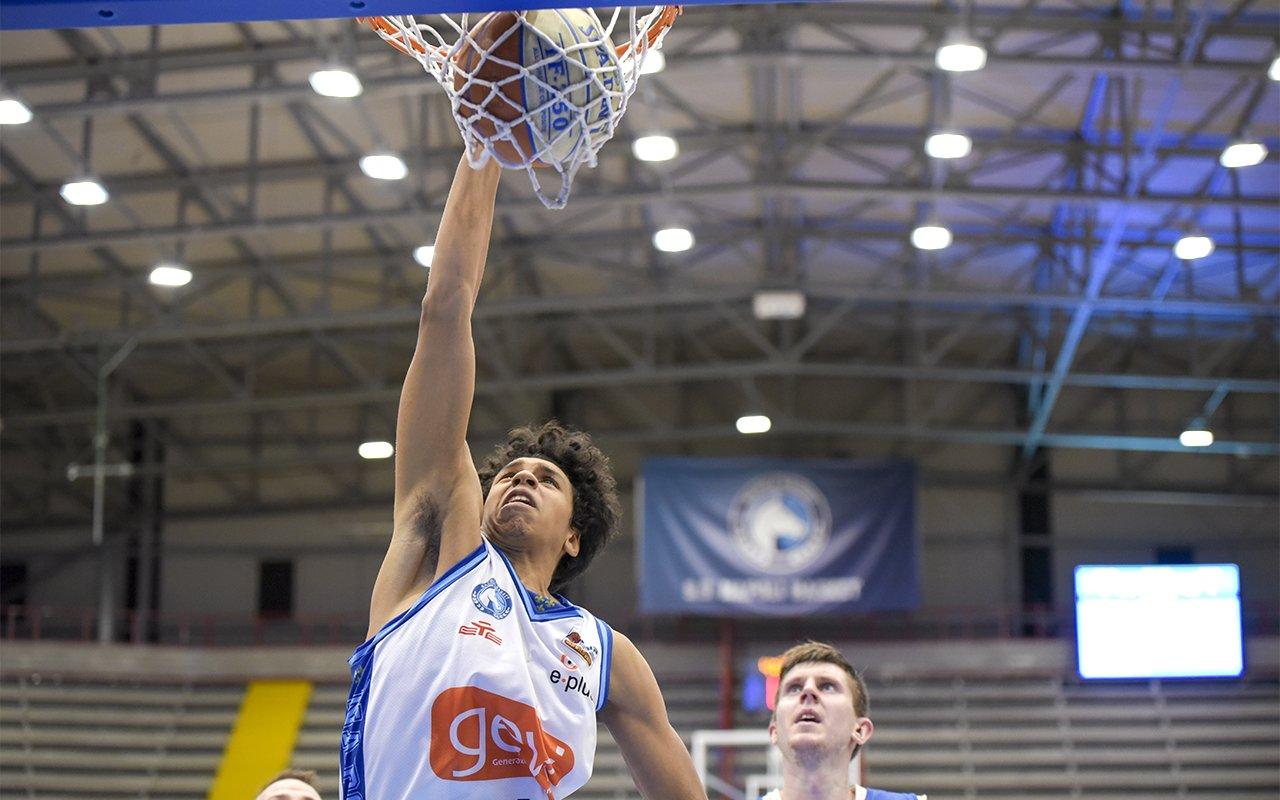 Basket Serie C. GeVi Napoli: Esordio casalingo amaro per l'Academy, passa la corazzata Sala Consilina.