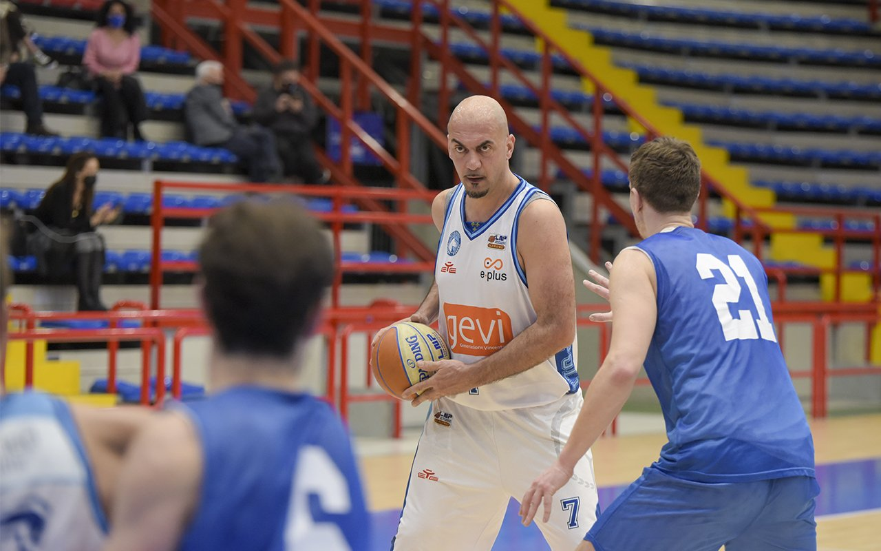 Basket, C Silver: un'Academy troppo superficiale si arrende al Promobasket Marigliano 63-51