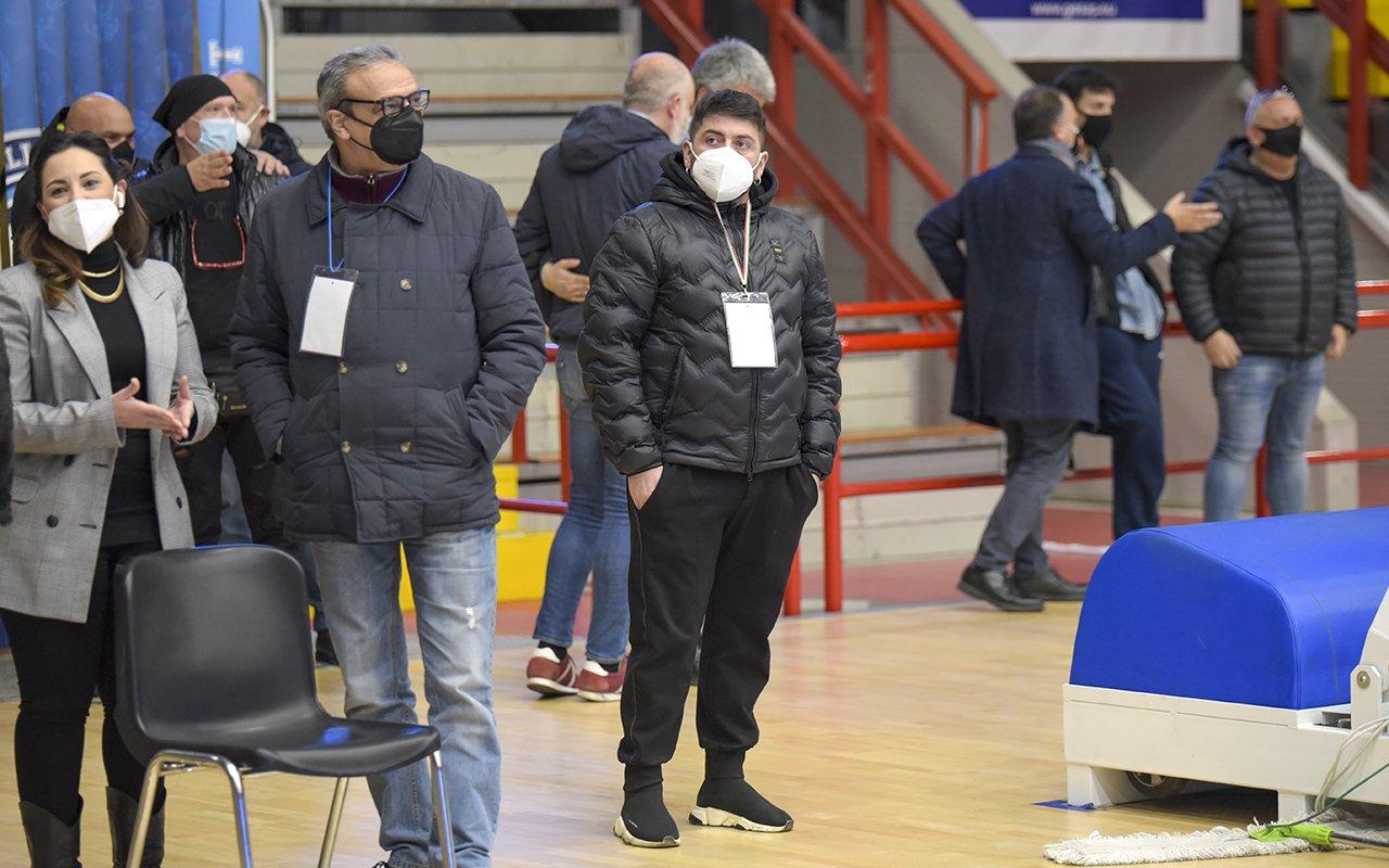 """Esclusiva H24news, Maradona Jr: """"GeVi di cuorecontro Forlì, Napoli da champions"""""""