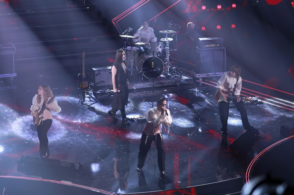 Sanremo: Maneskin con il rock vincono Festival