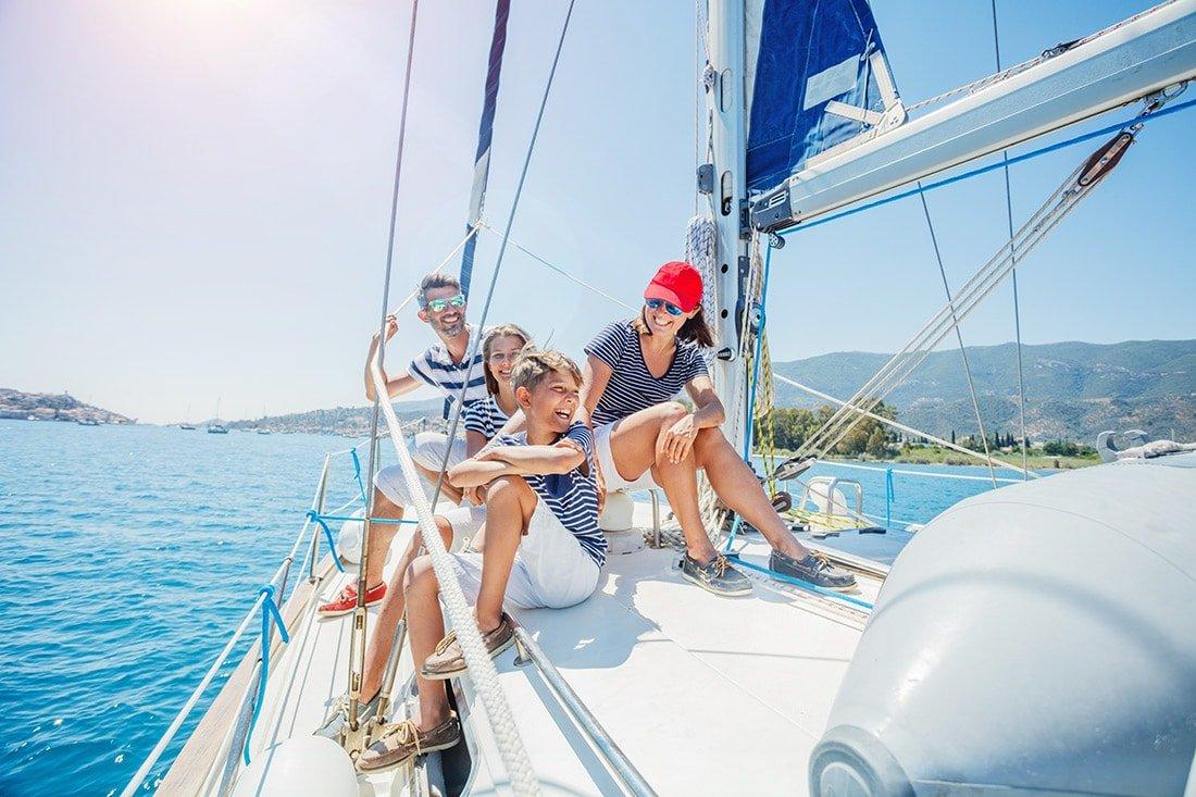 Vacanze in barca a vela: Quali sono le mete preferite?