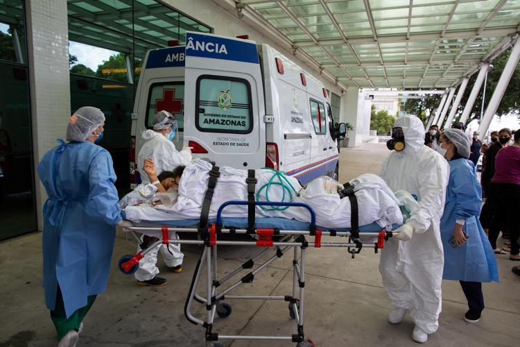 Covid: Ospedali del Brasile al colasso, San Paolo verso nuovo lockdown