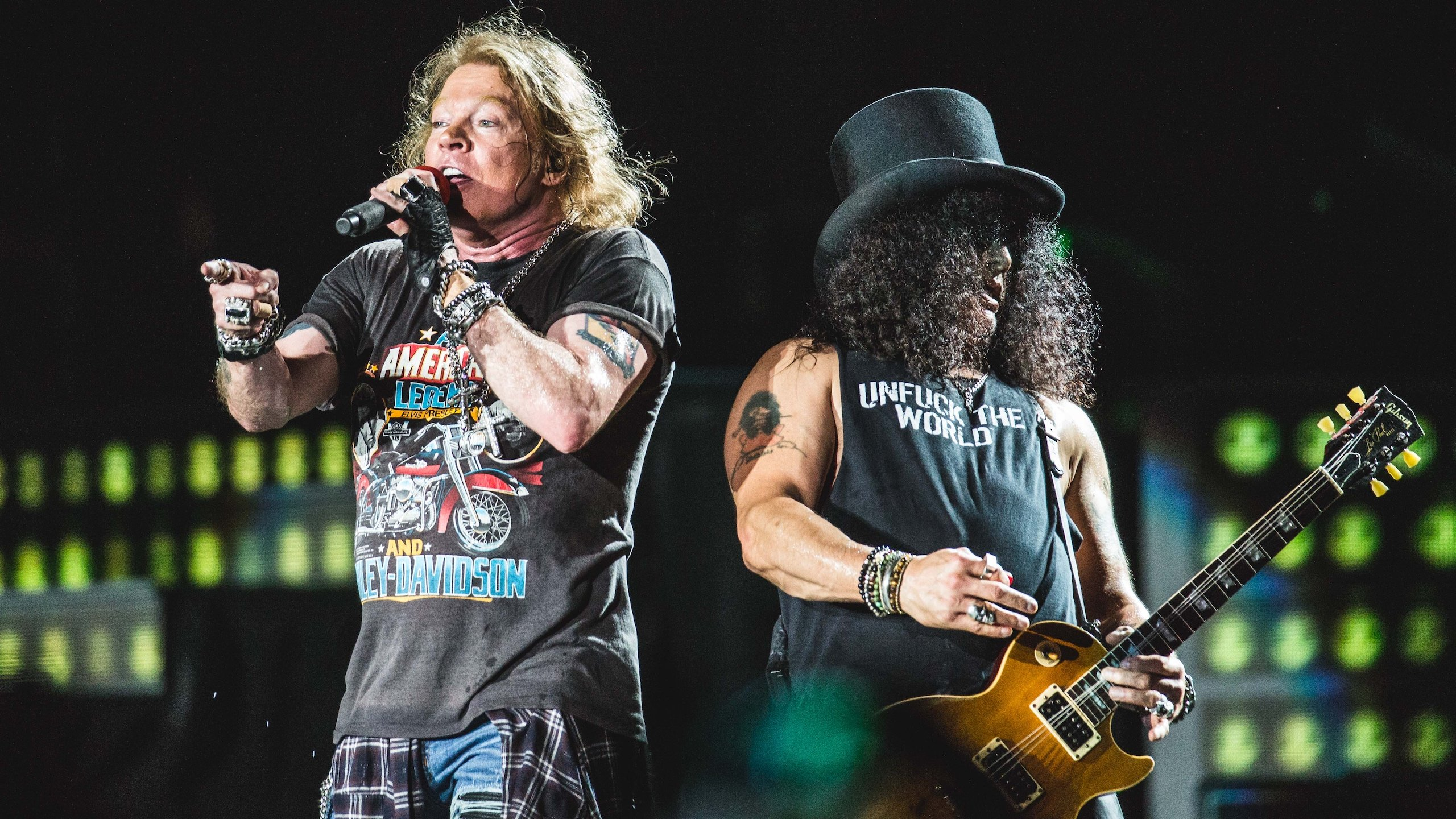 Musica: I Guns N'Roses annunciano l'unica data per concerto in Italia