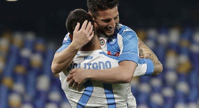 Napoli, festival del gol al Maradona: Lazio travolta
