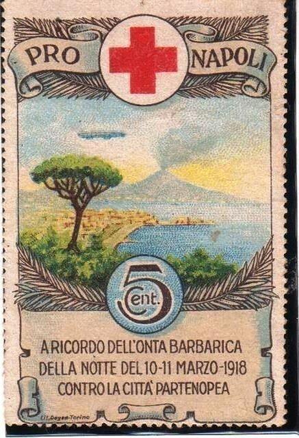 Zeppelin su Napoli: quando la morte piove dal cielo