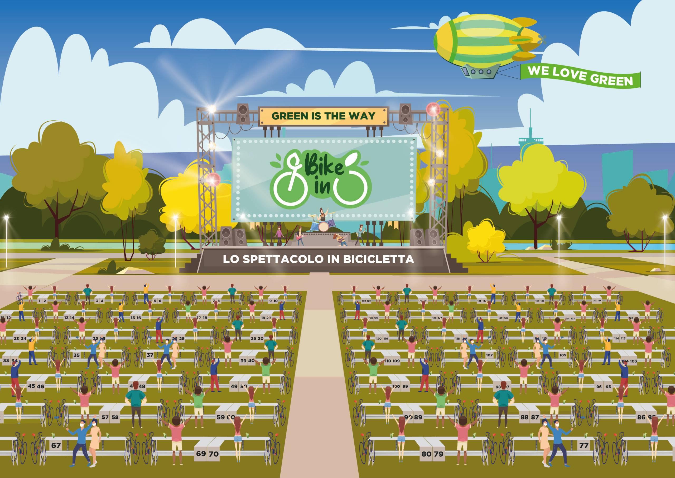 Ghemon il 30 agosto e Psicologi l'1 settembre, sono i primi ospiti del Festival Green in programma all'Ex Base Nato