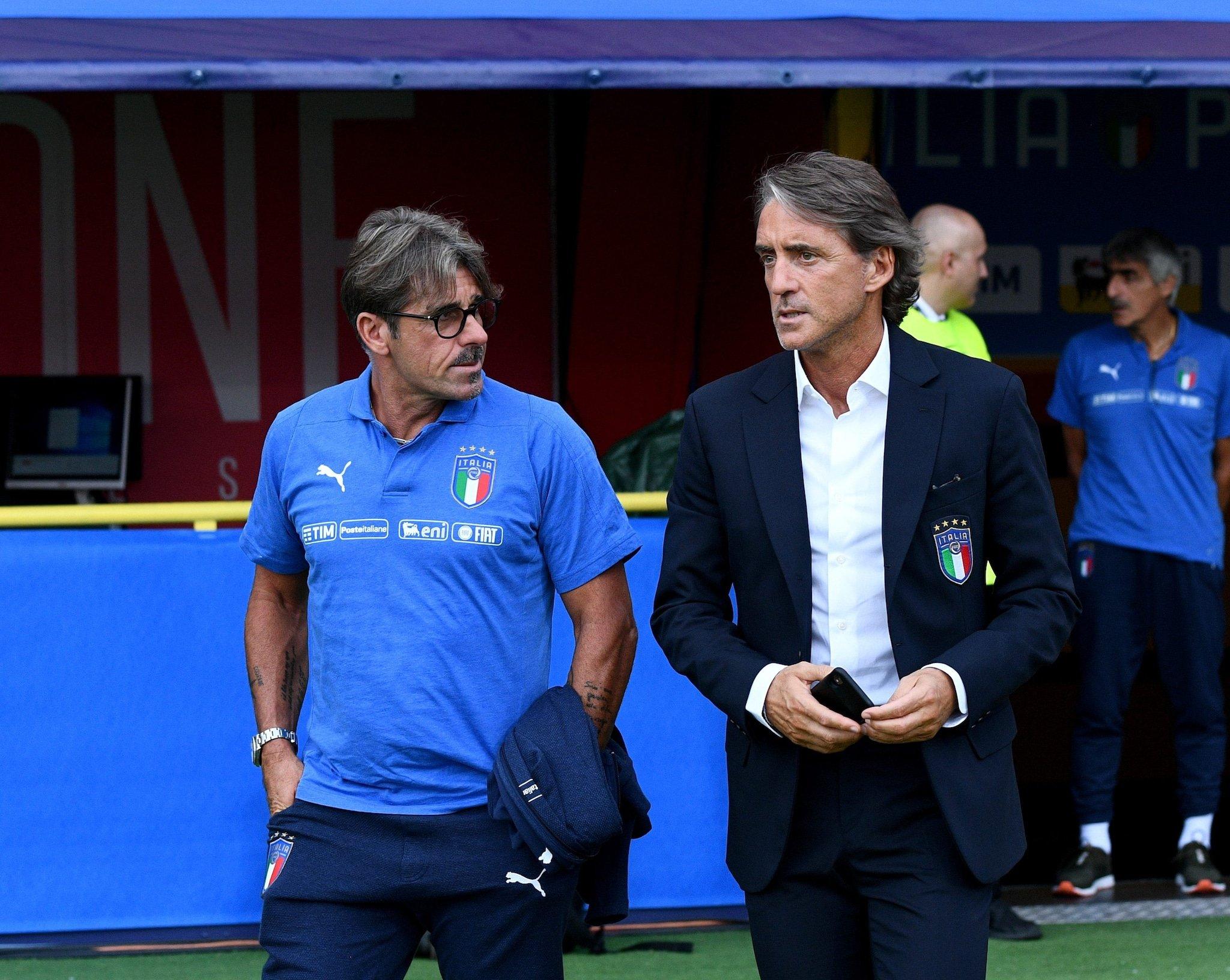 """Europei2020: Mancini """"Felice per gli Italiani, non era semplice"""""""