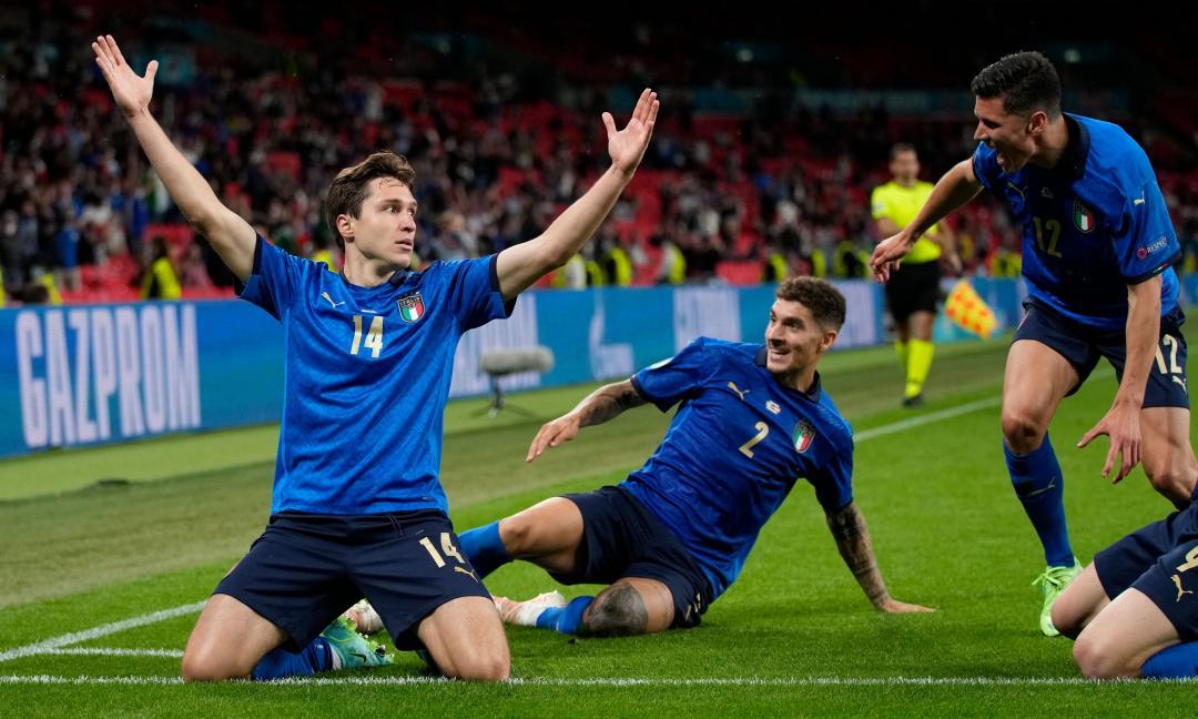 Euro 2020, Chiesa e Pessina stendono Austria ai supplementari: Italia ai quarti