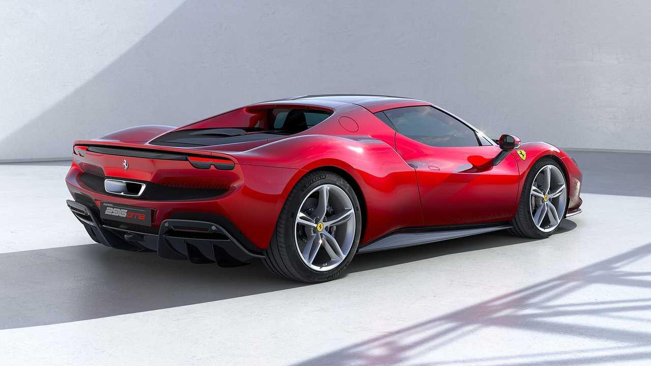 Motori: 296 GTB, la nuova berlinetta sport della Ferrari