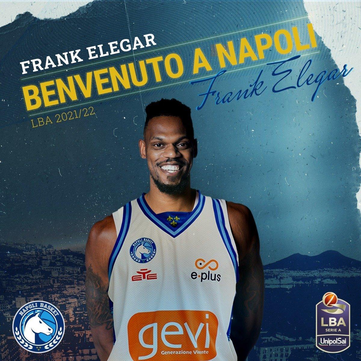GeVi, ecco il tuo big man: firmato Frank Elegar