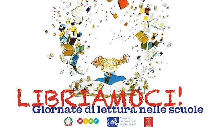 Libriamoci, la campagna per portare la letteratura nelle scuole italiane.